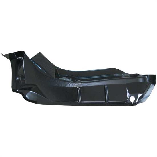 AMD 840-3469-L 69 Chevelle Trunk Floor Extension - LH