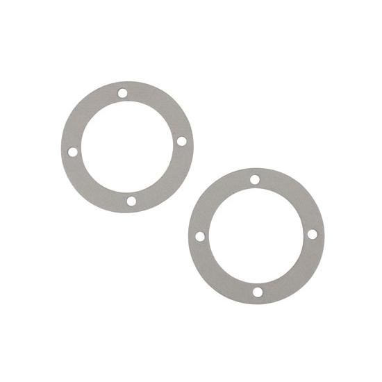 Patriot Exhaust H7957 Lake Style Header Collector Gaskets, 3-1/2 Inch