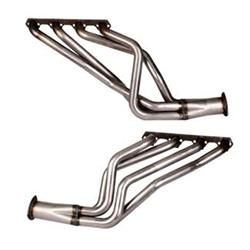 Patriot Exhaust H8403 1964-73 Mustang Long Tube Headers, Plain Steel