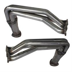 Dougs Headers D355-R 1955-57 S/B Chevy Fenderwell Headers, Plain