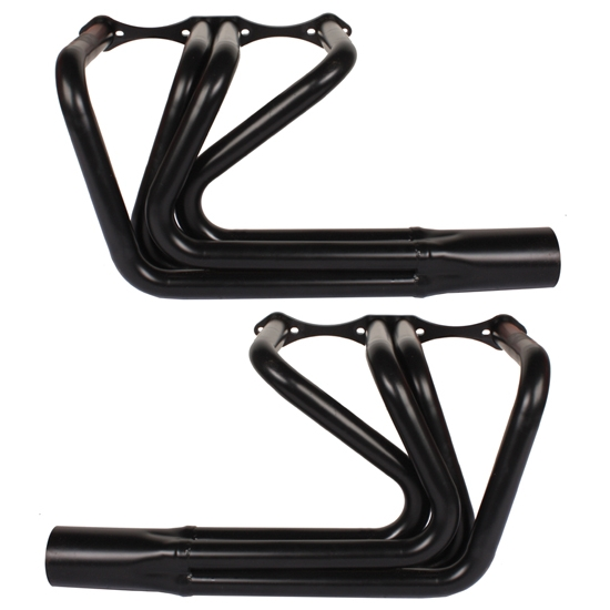 Small Block Chevy Sprint Roadster Headers, Raw Finish