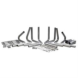 383-440 Mopar Header Kit, 1-7/8 Tube, 3-1/2 Inch Collector