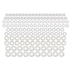 Speed Fast 148 Piece AN Washer Kit, Thin