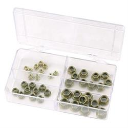 Speed Fast Jet Nut 40-Piece Kit