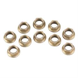 Speed Fast Self Locking Jet Nuts, 10-32 Thread, Pack/10