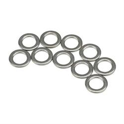 Stainless Steel AN Washers, 1/4 Inch, Pack/50