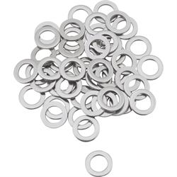 Stainless Steel AN Washers, 3/8 Inch, Pack/50