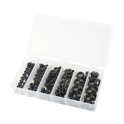 Black Thin Nylock Assortment