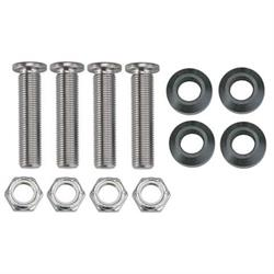 Titanium Button Allen Head Drag Link Tie Rod Kit
