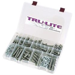 Tru-Lite Titanium Complete Car Bolt Kit, Maxim Chassis
