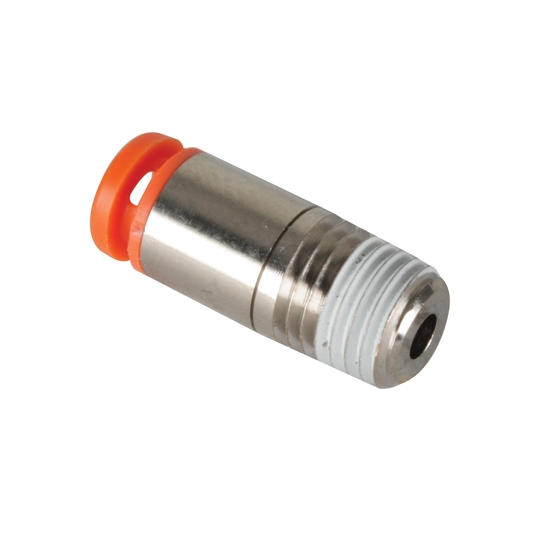 Conroy Pneu Control 52065K215 Bleeder Straight Tube Fitting