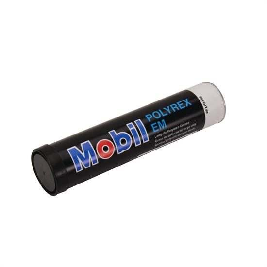Mobil 1® Polyrex EM Grease for Bearings, 14 oz