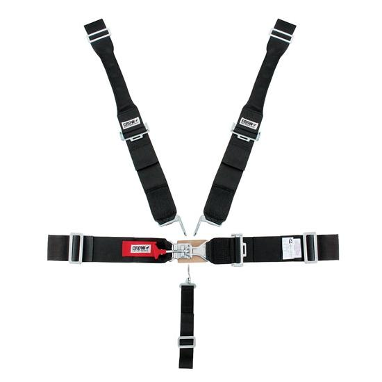 Crow Enterprizes 20054H 2 Inch Hans Type Harness - Wrap Around