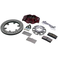 Ultra Lite 410-8100 Sprint Inboard Brake Kit, Titanium Rotor