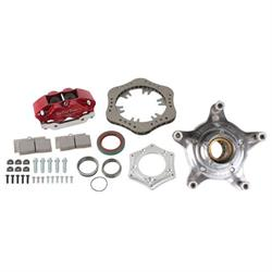 Garage Sale - Ultra Lite Complete Late Model Brake Kit, Right Rear