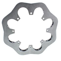 Speedway Cast Iron Scalloped Brake Rotor, 11.75 x .810 Inch