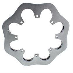 Speedway Cast Iron Scalloped Brake Rotor, 11.75 x .810 Inch