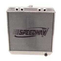 Speedway Sprint Car Aluminum Radiator