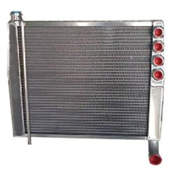 Saldana Racing Products SRS 15 CFBT NH -10 Narrowed Hood Radiator