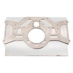 Schnee® Chassis 7.5 Inch Standard Rail Sprint Rear Motorplate, Aluminum