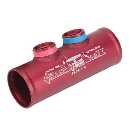 "Hot Head 1-3/4"" Integrating Check Valve"