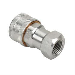 Aeroquip FBM3113 Quick Disconnect Female Coupling, Steel