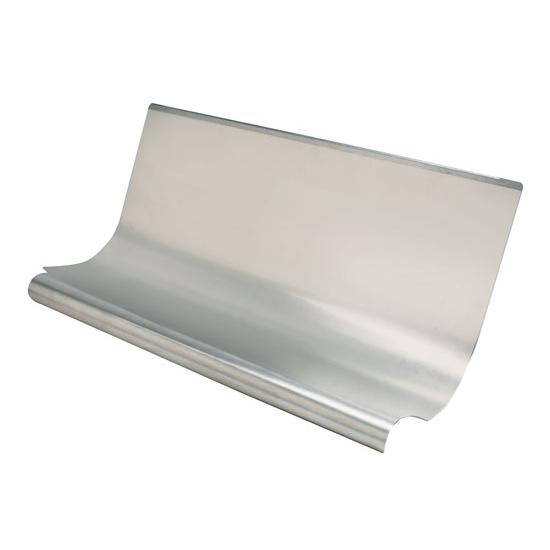 Speedway Aluminum Radiator Air Scoop, Standard Chassis