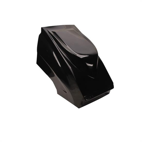 Eagle Motorsports® In-Rail Hood without Side Vents