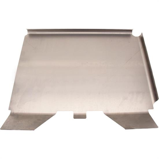 EMI® Steel Short Floor Pan, 23.25 Inch
