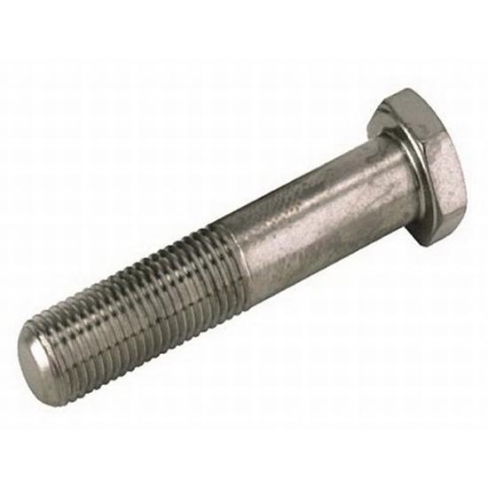 Tru-Lite Titanium Bolt, 1/2-20 Fine Thread, 1 200 In Long, 3/4 In