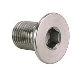 Tru-Lite Titanium 1/2 Inch Flat Head Brake Bolt