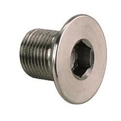 Tru-Lite Titanium 1/2 Inch Flat Head Bolt