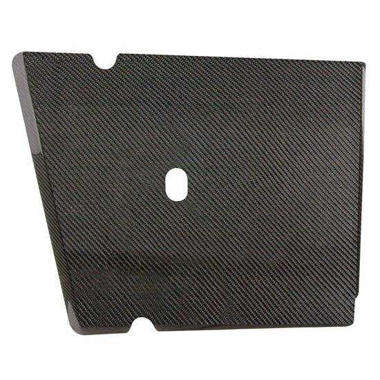 Carbon Fiber Sprint Car Side Panels