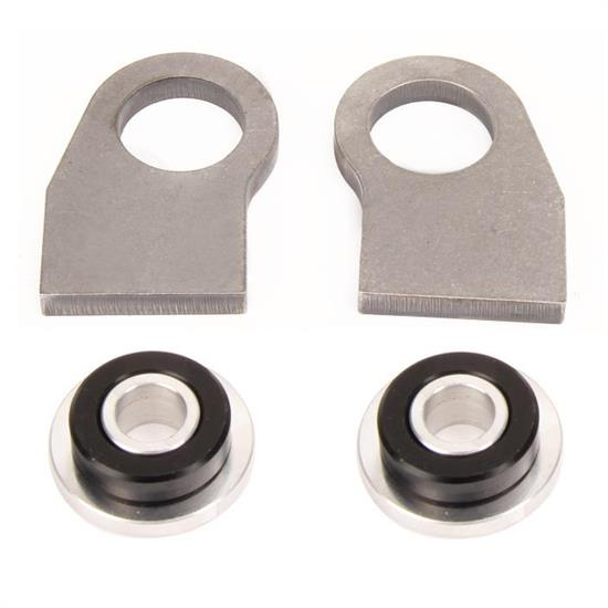 Front Flex Tab, Two Tab Kit With Bushings