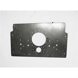 Garage Sale - Schnee_ Chassis Raised Rail Steel Motorplate, Natural Finish