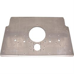 Schnee® Chassis Steel Motorplate, Standard
