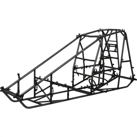 Eagle Motorsports Helix Finished Sprint Car Chassis