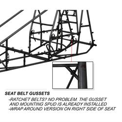 EMI® Helix® Sprint Car Chassis and Body Kit