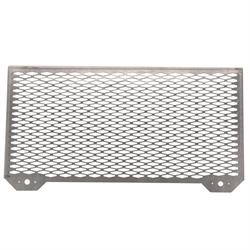 Eagle Motorsports® Aluminum Radiator Rock Screen, 1 Piece