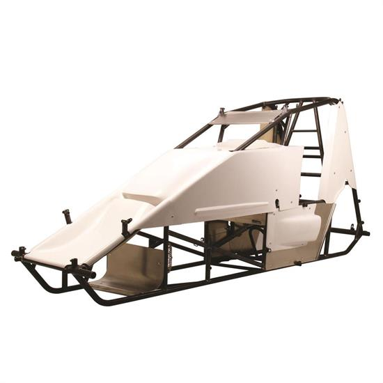 EMi Schnee® Sprint Car Chassis and Body Assembly