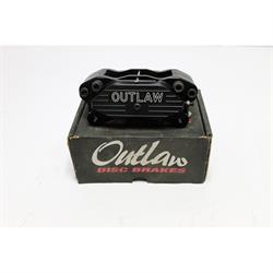 Garage Sale - Outlaw 2000 Brake Caliper, .38 Rotor1.38 Bore