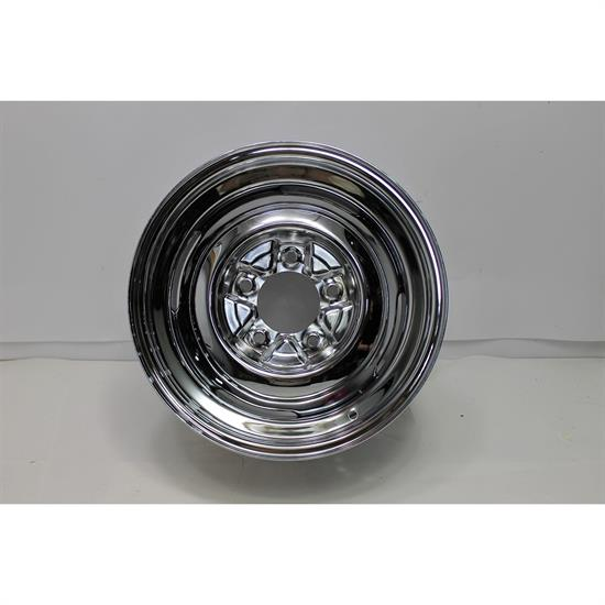 Garage Sale -  Speedway Vintage 17x8 Wheels, 5x5.5 Bolt Pattern