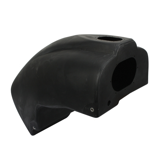 Garage Sale - Saldana Racing Products LMT 27 Midget Fuel Tank Shell Only, 27 Gallon