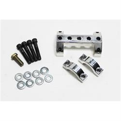 Garage Sale - Polished Adjustable Panhard Tube Clamp
