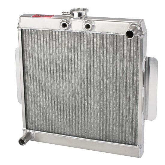 Afco Racing 80207 Micro//Mini//Midget 21x12 Cage Mount Double Pass Radiator