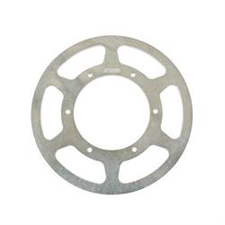 M&W SG-525-2 Micro/600 Sprocket Guard, 5.25 Inch Bolt Circle