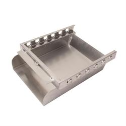 Spike Chassis Sprint Car Air Box for Sawyer Radiator