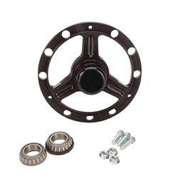 Stallard® Chassis Micro/Mini Sprint Front Wheel Hub, Black Anodized