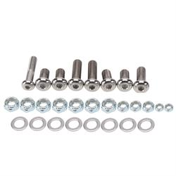 Stallard® Pedal Assembly Titanium Bolt Kit