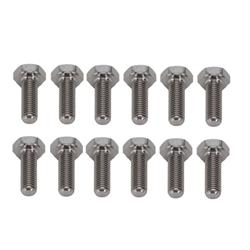 Wheel Center Titanium Bolt Kit
